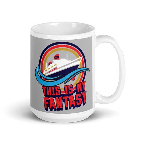 This Is My Fantasy Mug