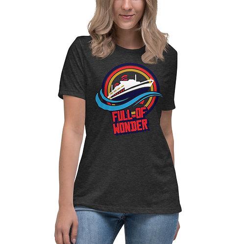 Full of Wonder Women's Relaxed T-Shirt copy