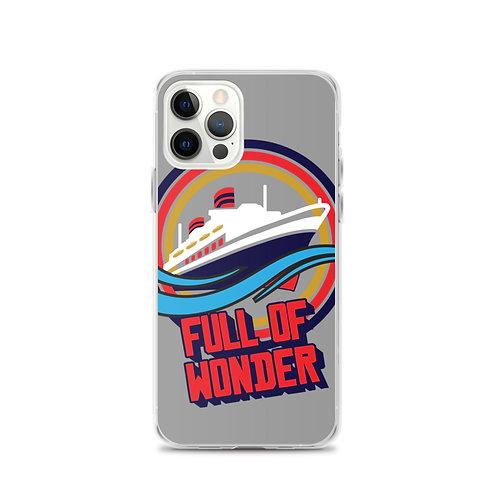 Full of Wonder iPhone Case