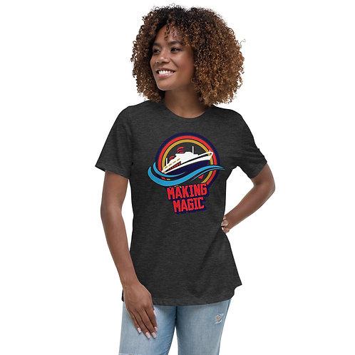 Making Magic Women's Relaxed T-Shirt