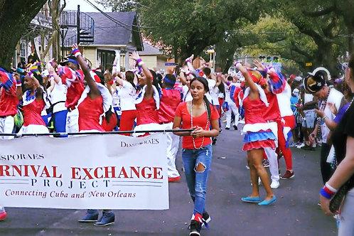 Zulu Parade Pass