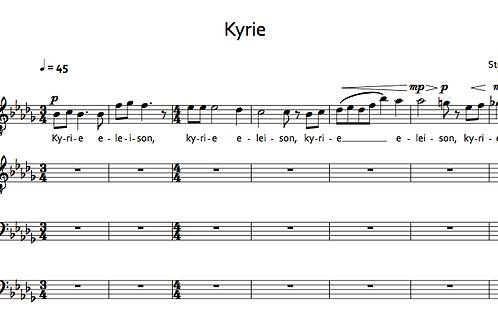 Kyrie/Dark