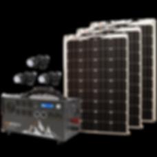 Kit Apex con Paneles Solares Linx