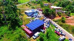 Proyecto Comunitario en Aguada, PR