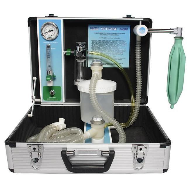 Equipo de anestesia portable