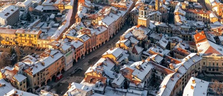 Nizza Monferrato un piccolo e suggestivo paese