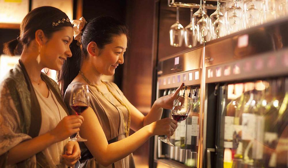 Giappone: libero il mercato del vino