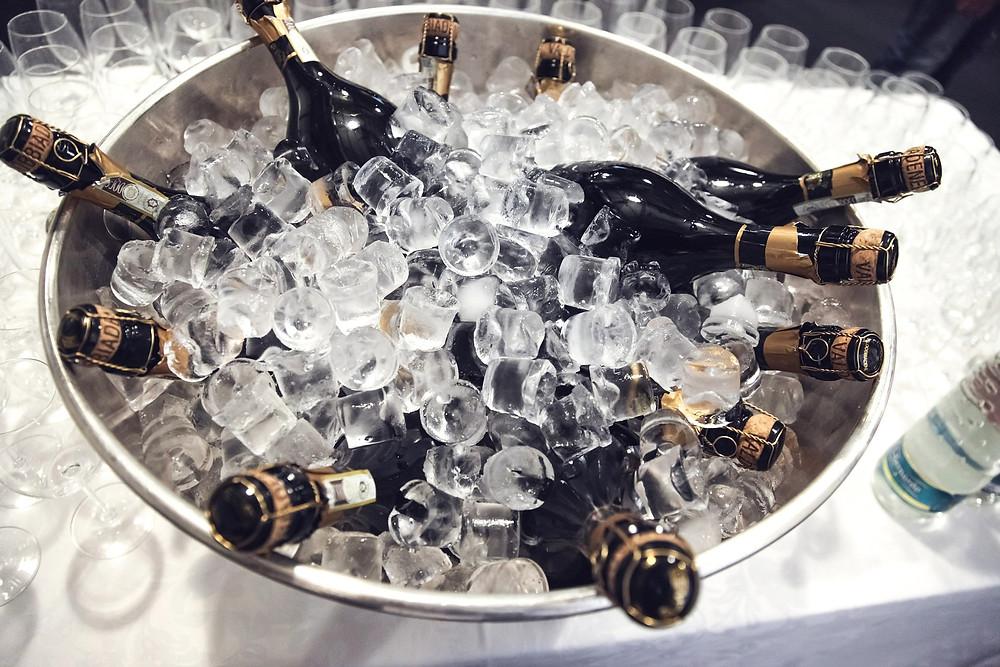 raffreddare il vino