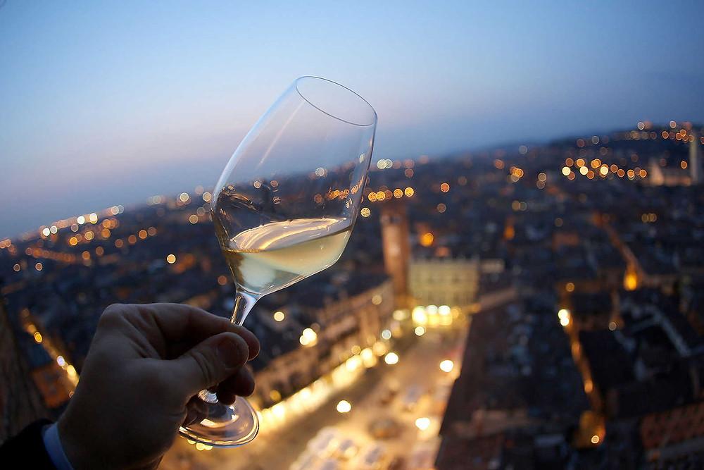 Le 10 città influencer del vino