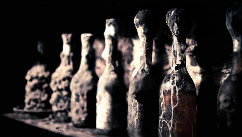 L'invecchiamento del vino è un'operazione delicata che richiede un certo sforzo e non dovrebbe lasciare nulla al caso