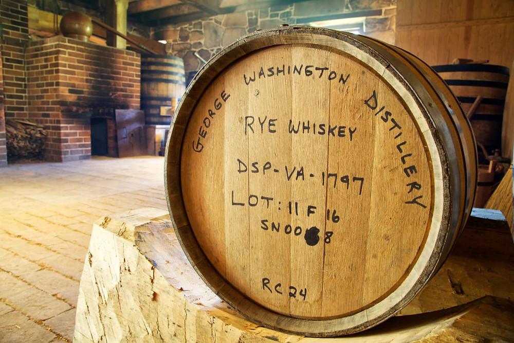 il rye whiskey è prodotto con minimo il 51% di segale