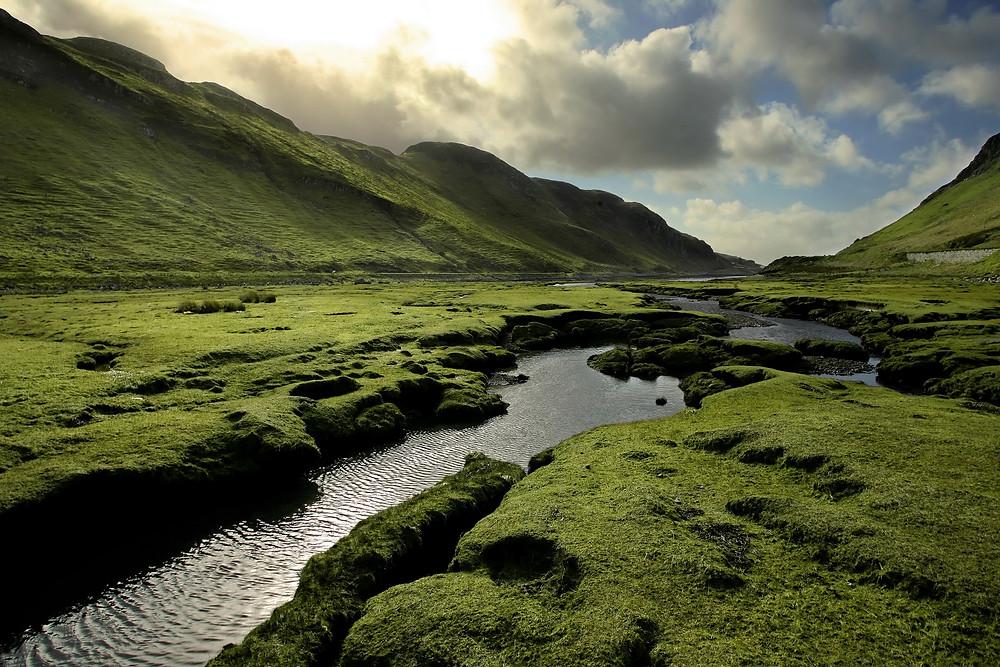 Speyside una sottozona delle Highlands di grande pregio per la produzione di whisky