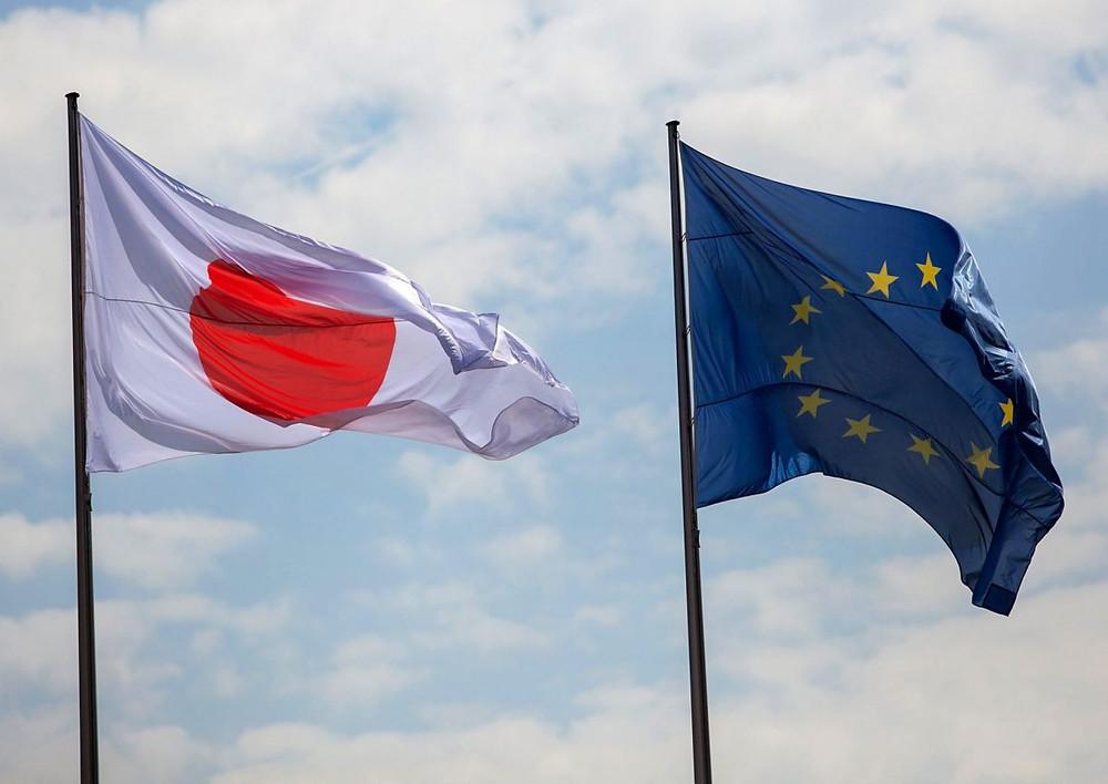 Il trattato Jefta apre le porte del Giappone al vino italiano