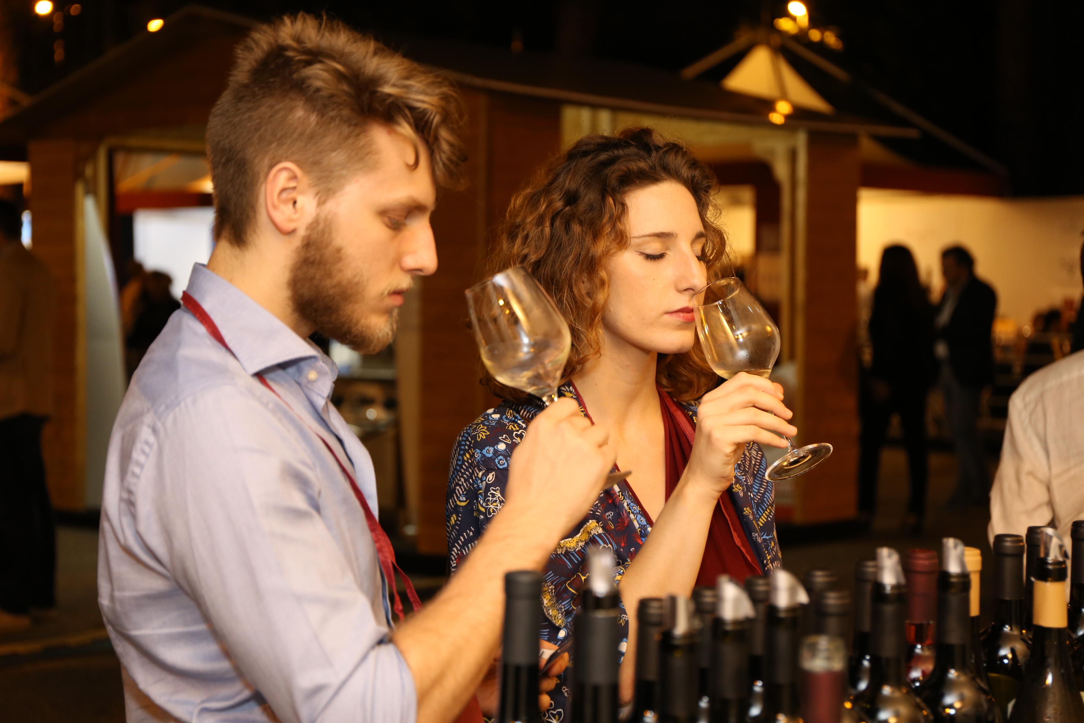 degustazione vino roma Vinòforum