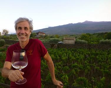 Salvo Foti e la Sicilia dei vini U-Mani