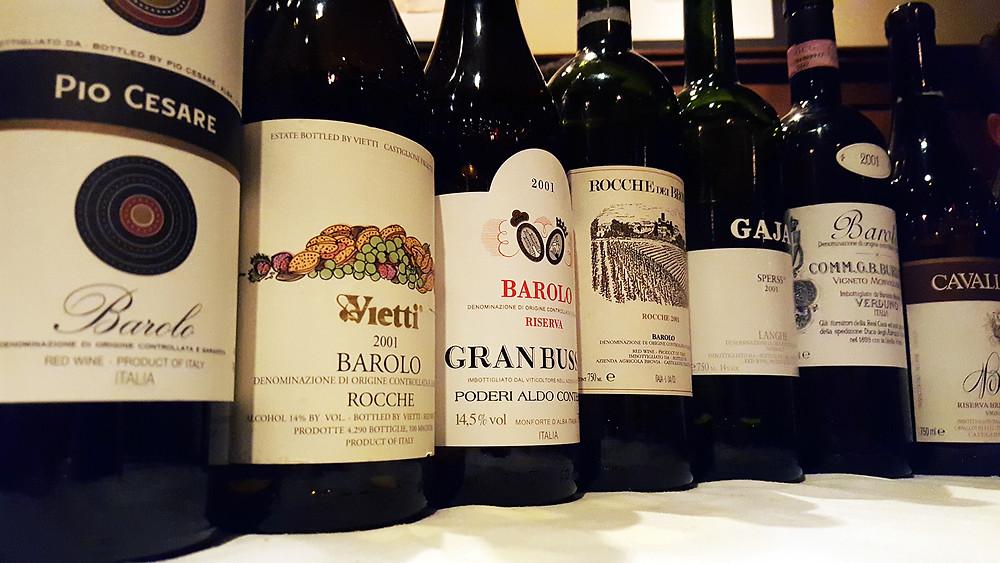 Ognuno di noi ha un vino che corrisponde al suo carattere, basta cercarlo!