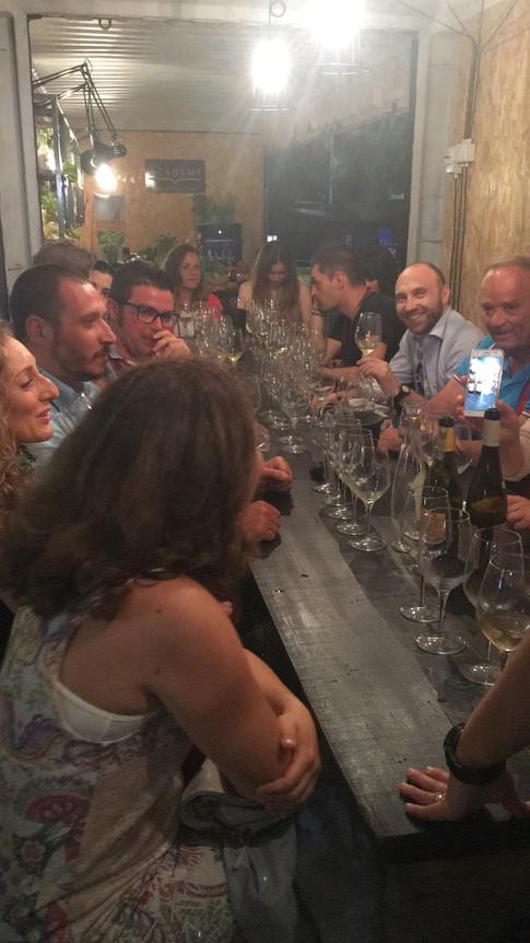 Top tasting Etna Rosso Girolamo Russo_Vinòforum Academy