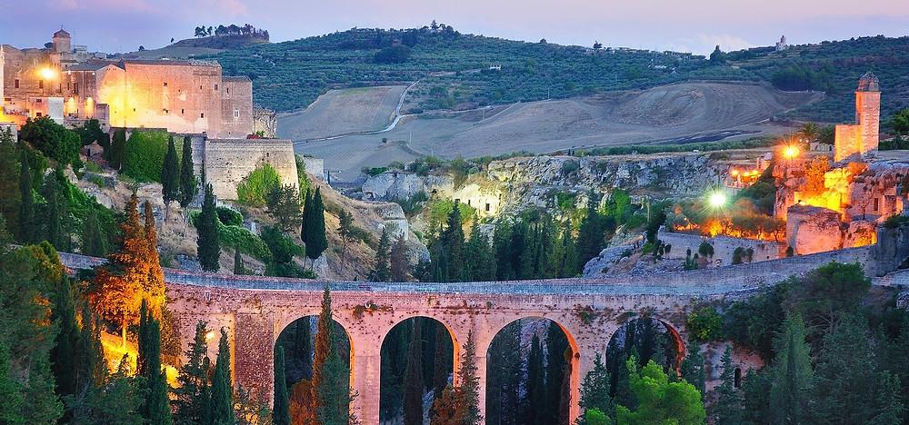 Gravina Bianco Doc, mare e terra di Puglia
