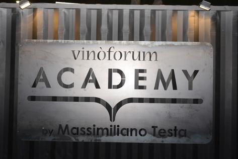Vinòforum Academy by Massimiliano Testa