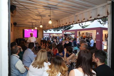 Degustazione con Pasquale Torrente e le alici di Cetara_Dispensa Italia Vinòforum Academy