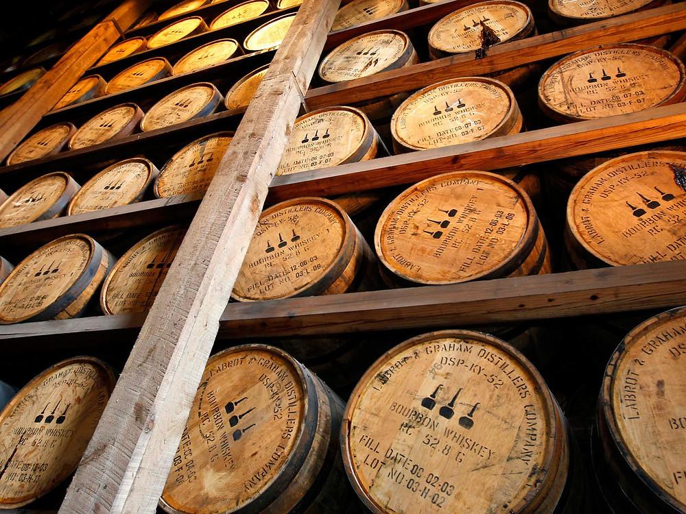 botti di bourbon