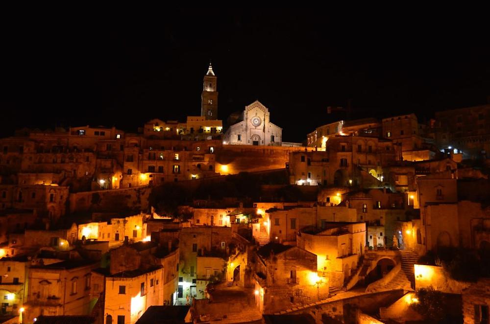 Matera, capitale della cultura e terra d'elezione per il vino