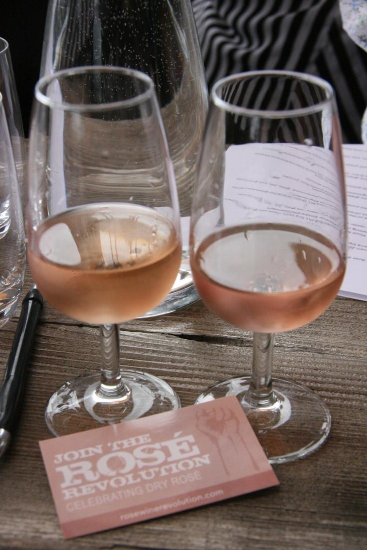 i vini rosati stanno mietendo successi in tutto il mondo