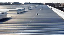 Metal Roof Commercial