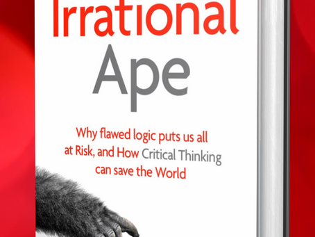 Interview with David Robert Grimes, Author of the Irish Times bestseller, The Irrational Ape