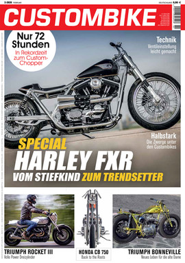 Custombike FXR Special