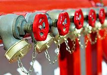 rede de hidrantes