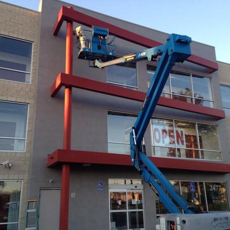 Facade Repairs