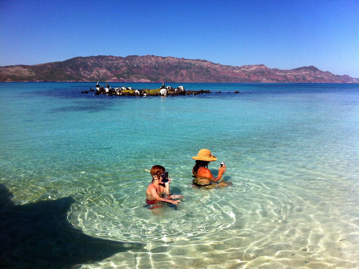 isla-coronado-loreto-baja-california-playas-nudistas-mexico