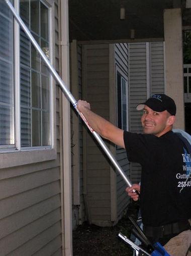 RND Windown cleaning