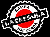 lacapsula-noiretblanc rondrouge 1000x130