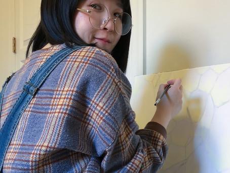 Rr:: Voice 50 | Hsiao-Chu Hsia| Mica Community Arts| MFA 2020