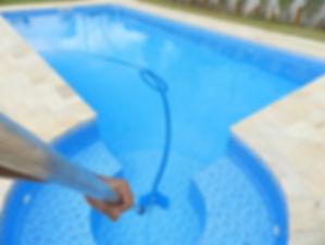 new aqua limpeza de piscina