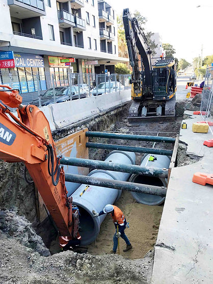 Stormwater Rectification