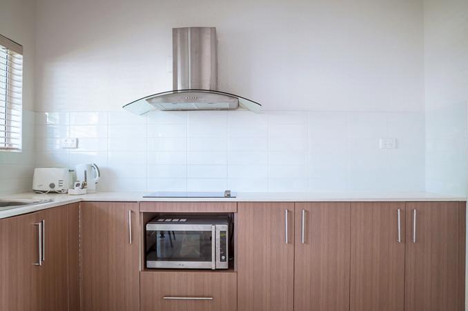 Coral villa kitchen
