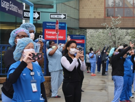 Hospital Workers Petition for Hazard Pay