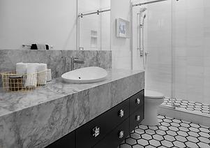 10-Main bath vanity with 11 inch backspl