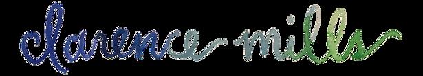 Clarence Mills Logo