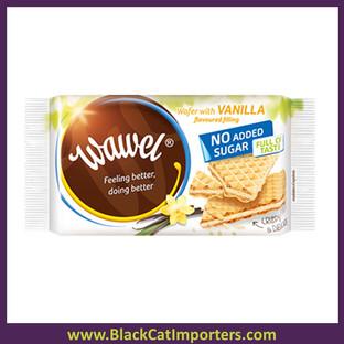 Wawel No Added Sugar, Vanilla Wafer 110g 10ct