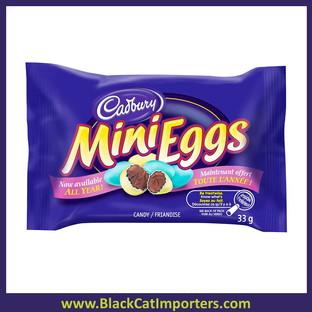 Cadbury Candy Coated Mini Eggs 24ct