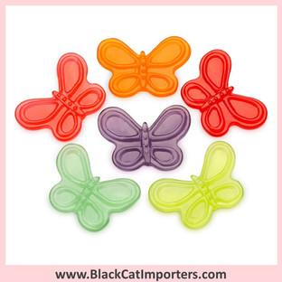 Albanese Gummy Butterflies / Assorted / Bulk