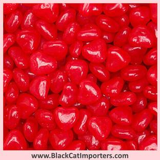 Cinnamon Hearts / Bulk 15.88Kg