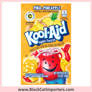 Kool-Aid Unsweetened Drink Mix / Pina-Pineapple