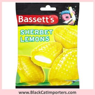 Bassett's Sherbet Lemons