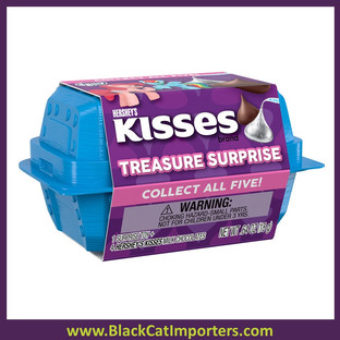 Hershey's Kisses Treasure Surprise Milk Chocolate Candy with My Little Pony Toys