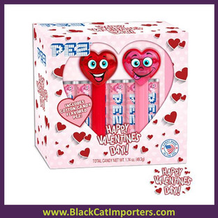 Pez Hearts Twin Pack 12ct